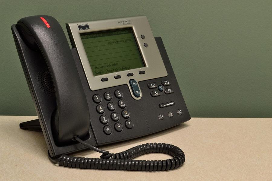 VoIP Hand set